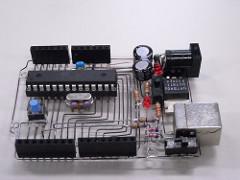 arduino sans circuit imprimé de Kimio Kosaka